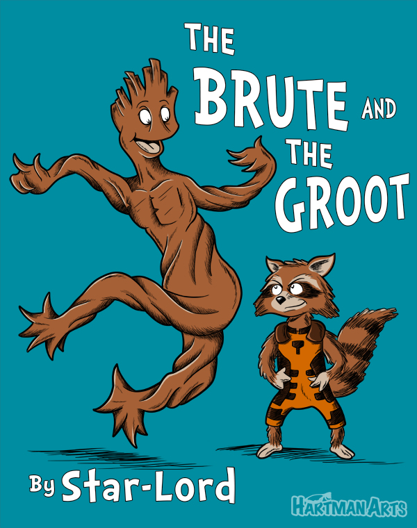 """The Brute and the Groot."""